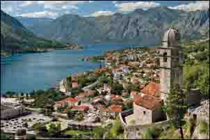 Views of Montenegro